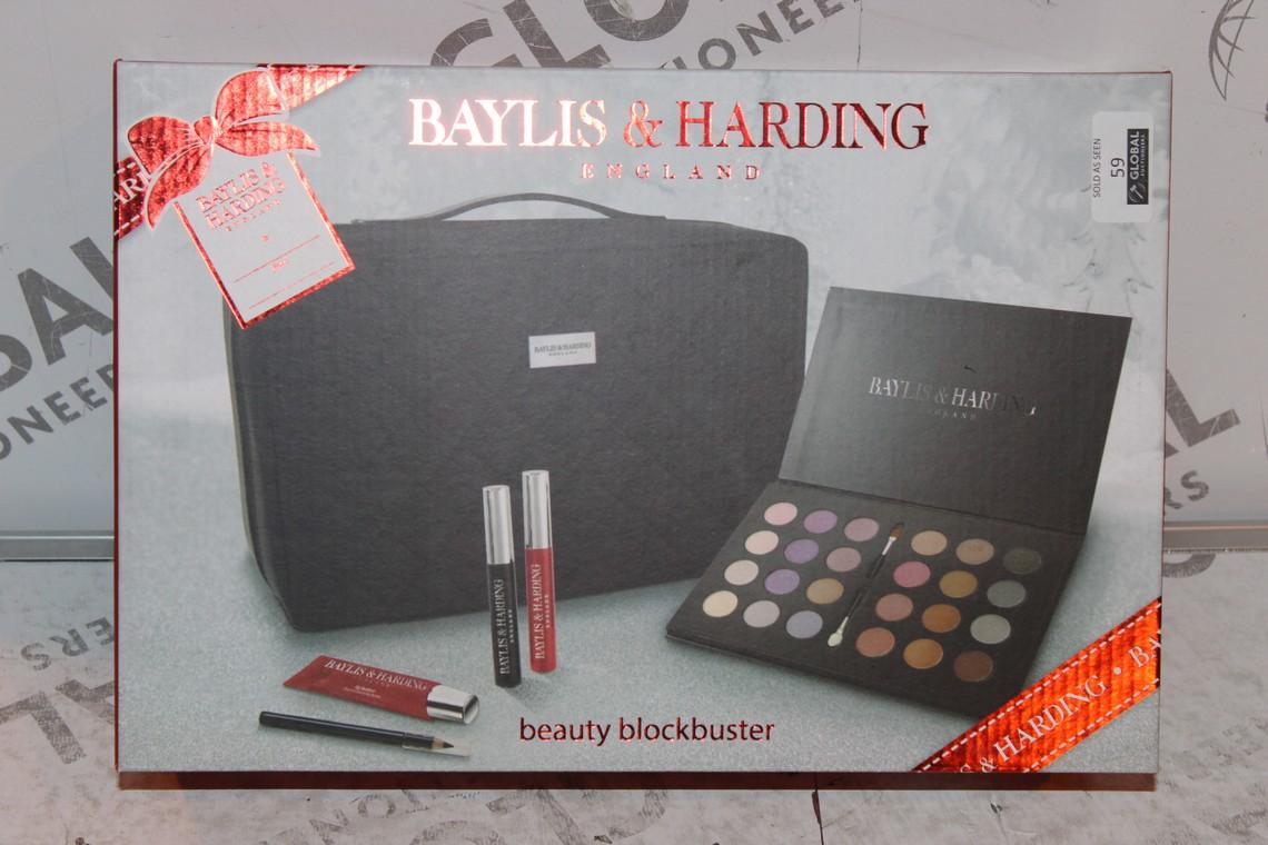 Lot 59 - Boxed Bayliss and Harding Beauticology Make Up Set