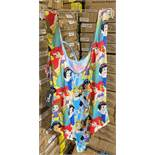 735 DISNEY'S PRINCESS GIRLS BODYSUIT, NEW WITH TAGS ON HANGERS LOCATED IN MIAMI, FL $11,000 VALUE