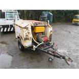 TRAILER MOUNTED HIGH PRESSURE WATER JETTING UNIT, 4187 HOURS [+ VAT]