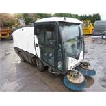 14 reg JOHNSON COMPACT PRECINCT SWEEPER (DIRECT COUNCIL) 1ST REG 04/14, V5 HERE, 1 OWNER FROM NEW [+