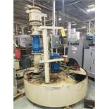 PUMPING STATION; DATE OF MFG. 2004 UNMIXED BATCH CAPACITY: 750L WORKING PRESSURE: 2 BAR (LOCATED AT: