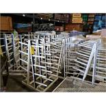 (10) STEEL CARTS (LOCATED AT: 1248 SOUTH MAIN STREET, BLUFFTON, IN 46714)