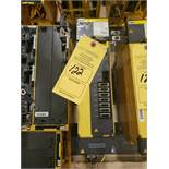 FANUC SPINDLE AMPLIFIER MODULE MODEL-A06B-6122-H011#H550(LOCATED AT: 131 W. HARVEST STREET,