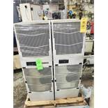 (4) HOFFMAN CHILLERS VOLTS 400/460 50/60HZ 3-PHASE(LOCATED AT: 131 W. HARVEST STREET, BLUFFTON, IN