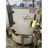 ROSEDALE PRODUCTS PUMP STATION; DATE OF MFG. 2004; UNMIXED BATCH CAB: 500L WORKING PRESSURE: 2