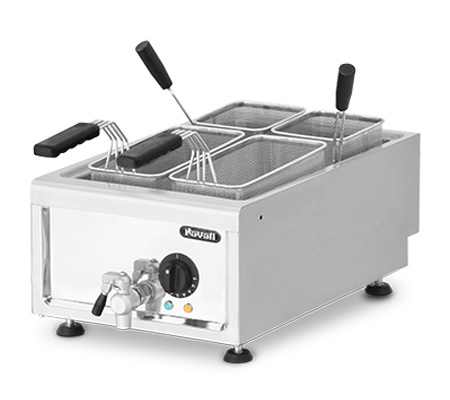 Lot 58 - *Amicus 600 Pasta Cooker, electric, countertop, 1/1 GN tank capacity, manual controls, 30°C-110°C te