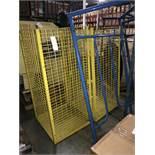 Metal Material Handling Cages