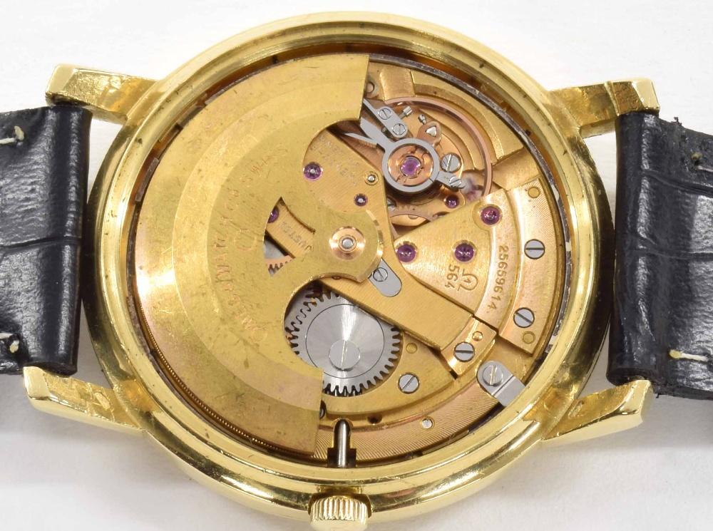 Lot 23 - Omega Constellation Chronometer automatic 18k gentleman's wristwatch, ref. 168.010/11, circa 1967,