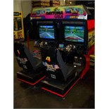 DAYTONA USA TWIN DRIVER ARCADE GAME SEGA