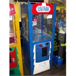 "24"" CHALLENGER CANDY SHOVEL CRANE MACHINE BLUE"