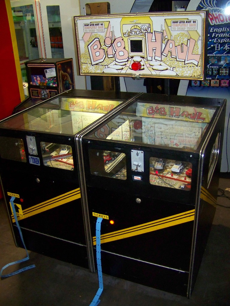 BIG HAUL TICKET REDEMPTION GAME BENCHMARK - Image 2 of 2