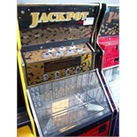 JACKPOT PUSHER TICKET REDEMPTION GAME NAMCO