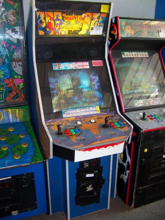 MARVEL VS. CAPCOM JAMMA ARCADE GAME Q SOUND CAB - Image 2 of 3