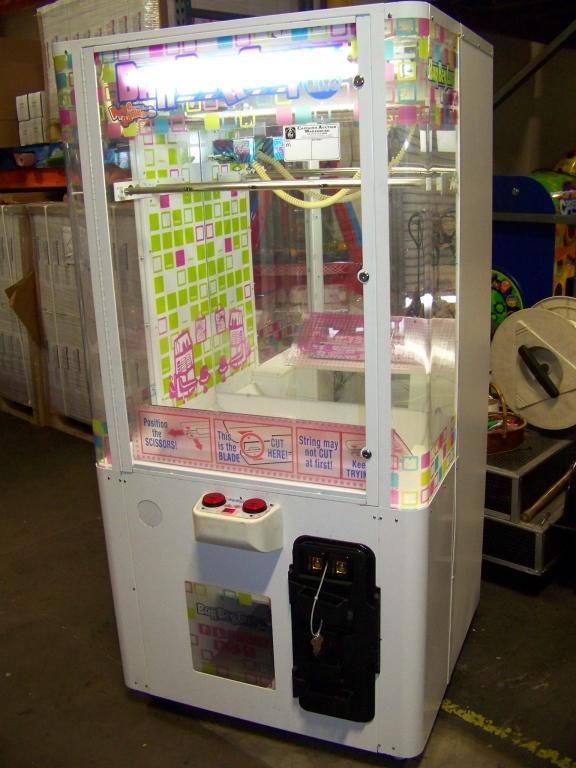 BARBER CUT PRIZE REDEMPTION GAME NAMCO