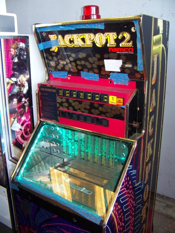 JACKPOT 2 PUSHER TICKET REDEMPTION GAME - Image 2 of 3