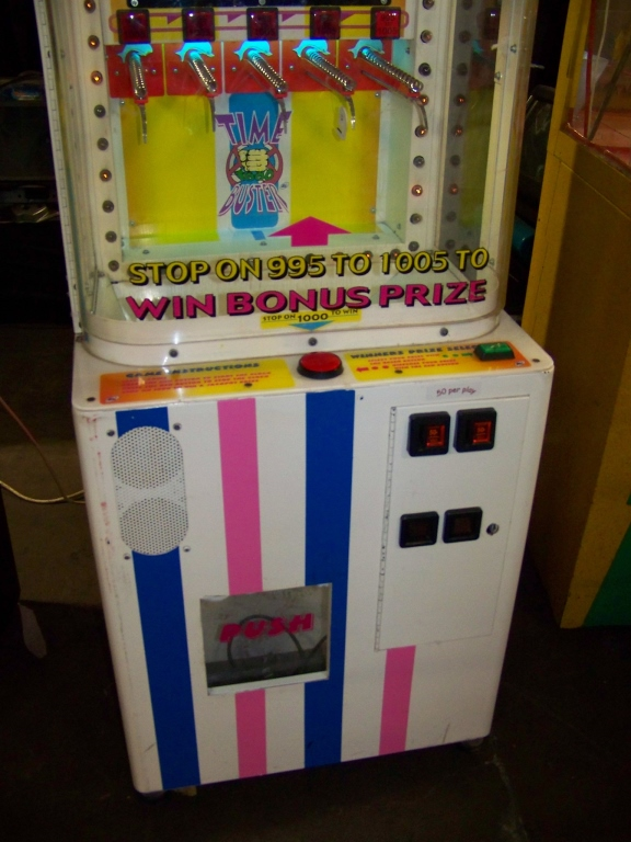 TIME BUSTERS PRIZE REDEMPTION GAME LAI GAMES - Image 4 of 4