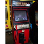 POLICE TRAINER SHOOTER ARCADE GAME   AX