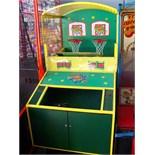 SUPER SHOT JR. BASKETBALL REDEMPTION GAME