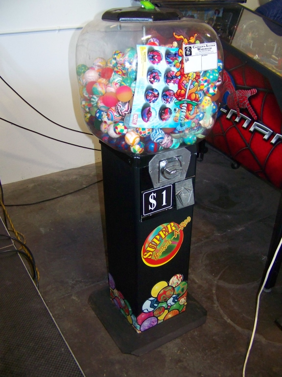 SUPER BOUNCE A ROO BULK VENDING STAND - Image 2 of 2