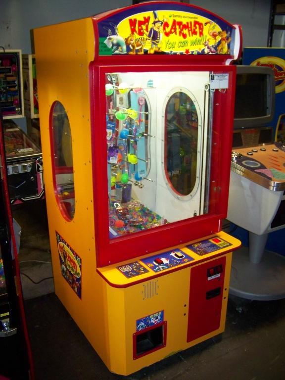 Lot 47 - KEY CATCHER SINGLE PRIZE REDEMPTION GAME