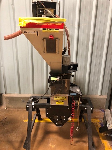 Maguire Weigh Scale Blender