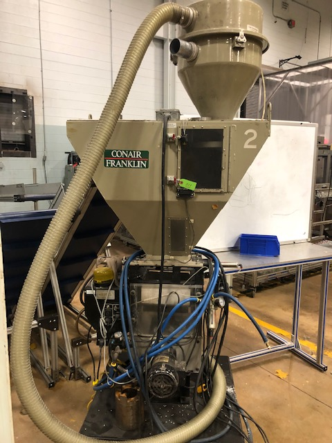 Lot 11 - Maguire Weigh Scale Blender WSB-220