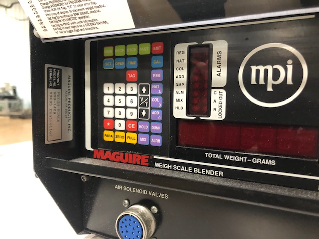 Maguire WSB-140R Weigh Feeder Controller - Image 2 of 2