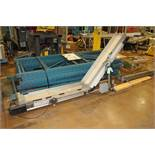 "HFA 11"" x 9' Incline Cleated Conveyor"
