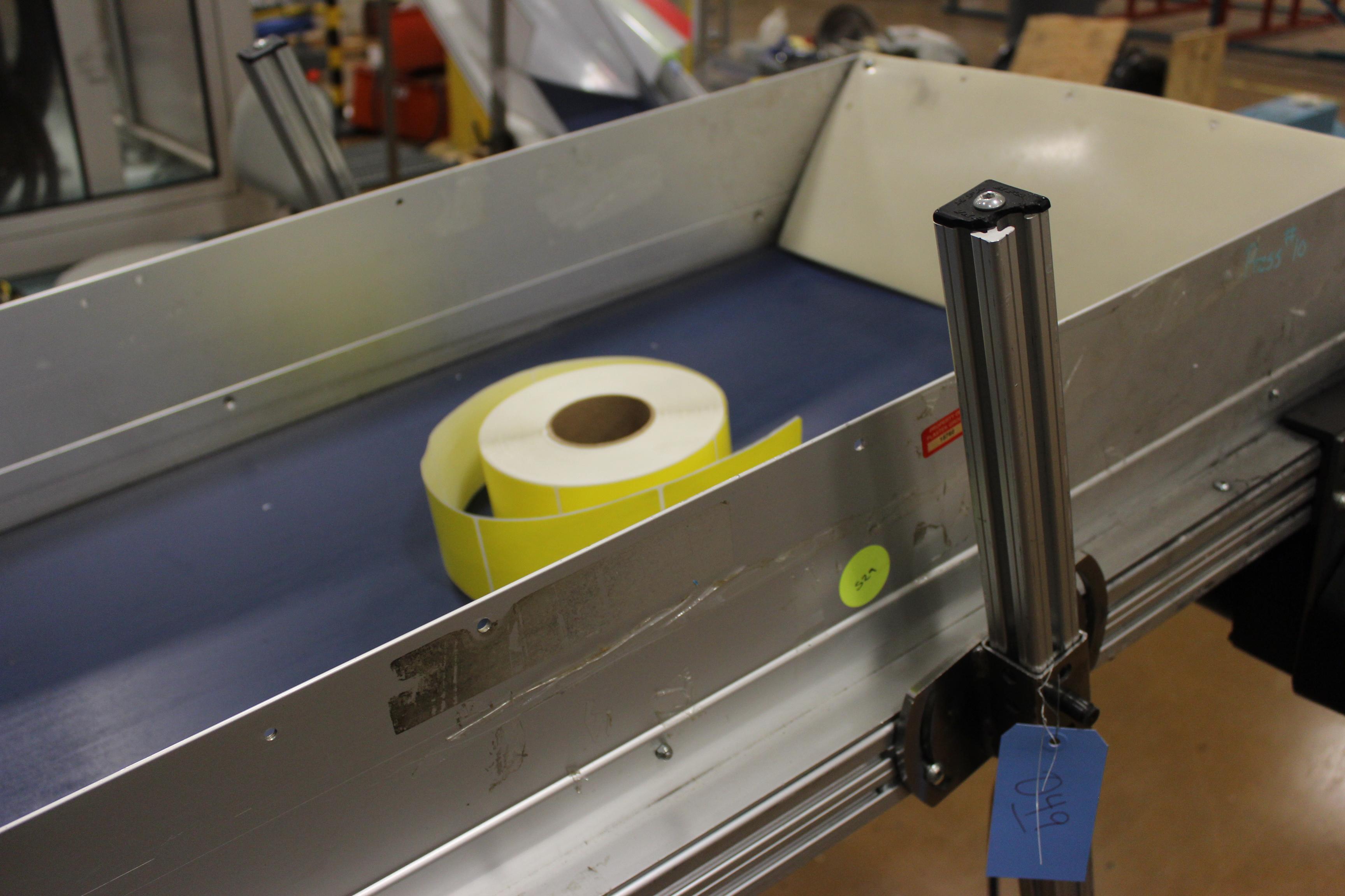 """23.5"""" x 10' Belt Conveyor"""
