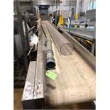 "LaRos 17"" x 17' Belt Conveyor"