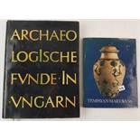(Boeken) (Kunst) Archeologische Funde in Ungarn + 1 andereArchaeologische Funde in Ungarn, Dr.
