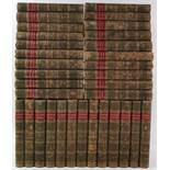 (Boeken) (Literatuur) Walter Scott - Waverley Novels (33 delen) 1831/1843Sir Walter Scott - Waverley