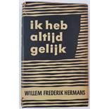 (Boeken) (literatuur) W. F. Hermans, Ik heb altijd gelijkW. F. Hermans - Ik heb altijd gelijk.