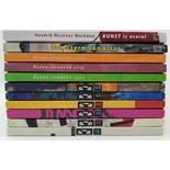 (Boeken) (Kunst) Een lot van 11 Ploeg JaarboekenEen lot van 11 Ploeg Jaarboeken: 2003-2005 en 2008-