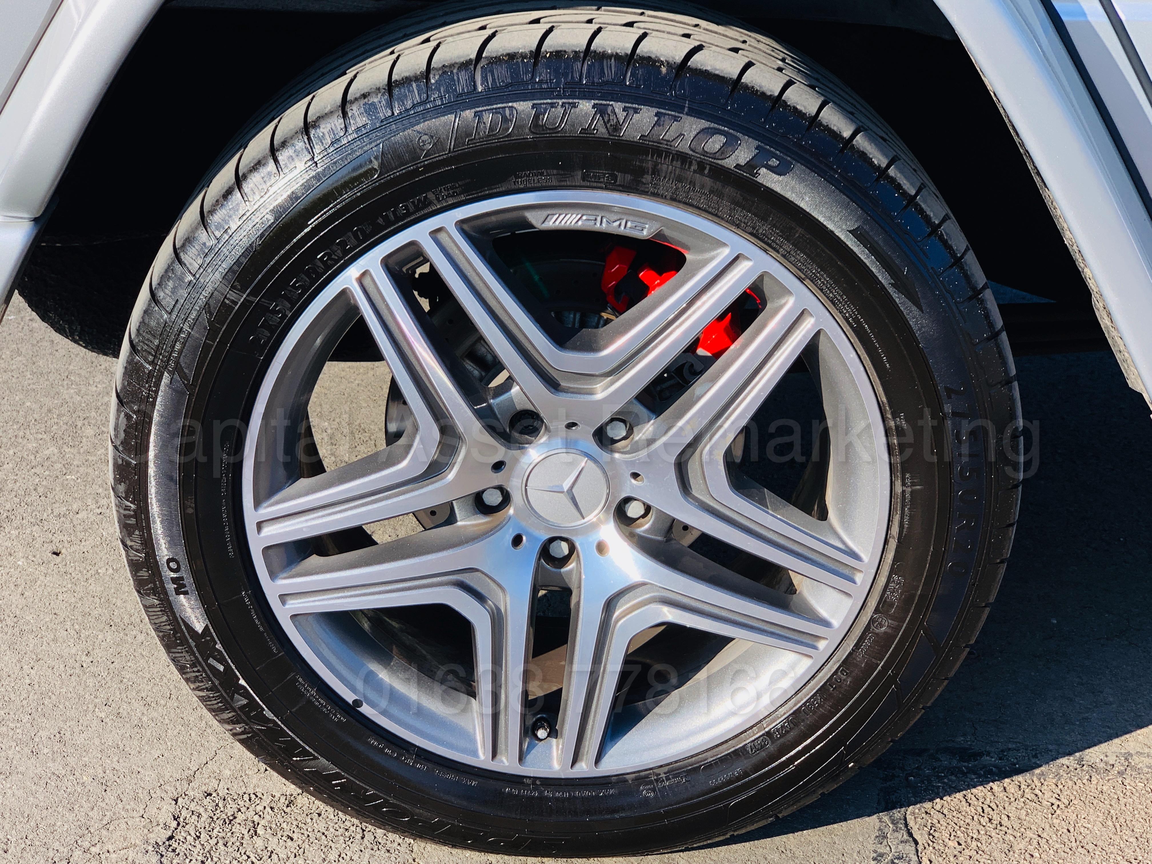 Lot 2 - (On Sale) MERCEDES-BENZ G63 AMG *4-MATIC* (2018) '5.5 V8 BI-TURBO - 572 BHP - AUTO' *AMAZING SPEC*