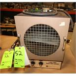 Lab - Line Duo - Vac Oven, Model 3620 ST, SN C680, 120V, Includes Welch 1/8 hp Vacuum Pump