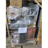 1 x Pallet of Mixed Electricals Including Shredders, Laminators, Water Boilers, Fans & Various Other