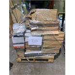 1 x Pallet of Mixed Stock/Stationery Including Bankers Boxes, Envelopes, Comb Binds, Toner