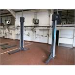 SLIFT 2 Post 3000kg Vehicle Lift