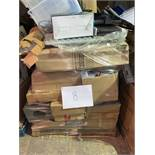 1 x Pallet of Mixed Stock/Stationery Including Lever Arch Files, Bankers Boxes, Paper Trimmers,