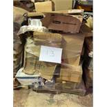 1 x Pallet of Mixed Stock/Stationery Including Nobo Boards, Toner Cartridges, Lever Arch Files,