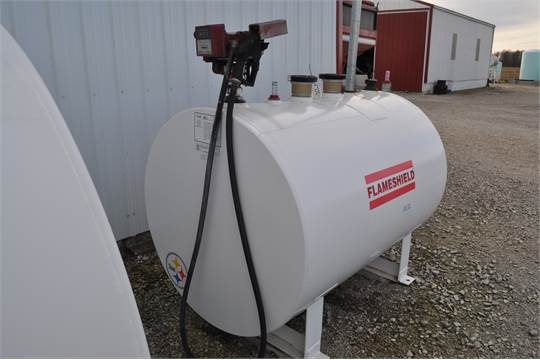 500 Gallon Fuel Tank >> 500 Gallon Flameshield Double Wall Fuel Tank With Fillrite