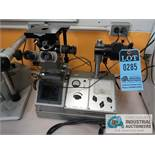 OLYMPUS MODEL PME METALLOGRAPH METALLURGICAL MICROSCOPE