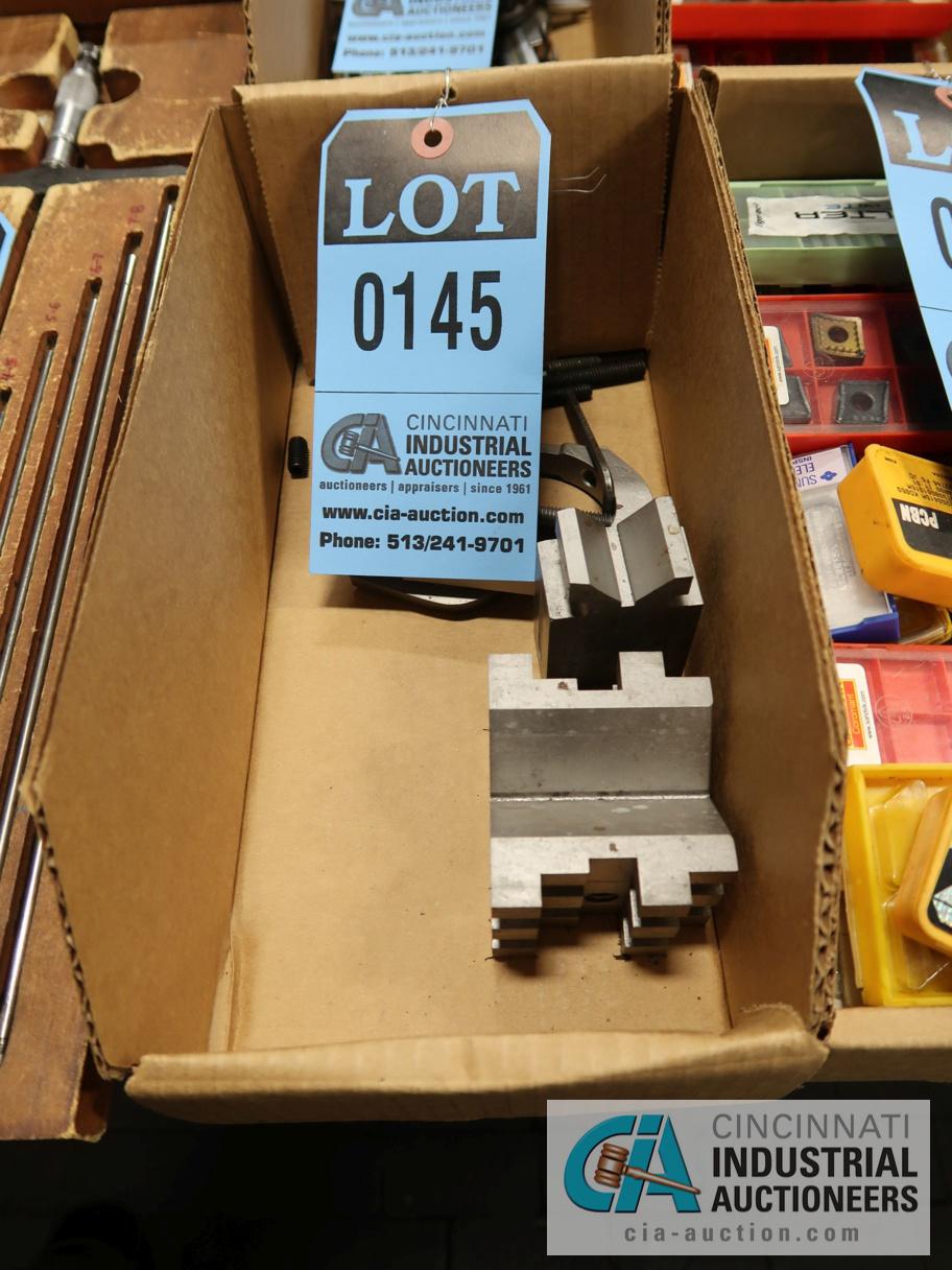 Lot 145 - (LOT) V-BLOCKS
