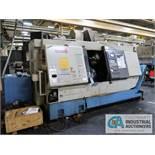MAZAK MODEL INTEGREX 200 SY CNC TURNING AND MILLING CENTER; S/N 142889, MAZATROL PC-FUSION 640 MT