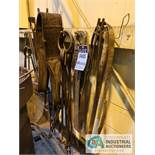 (LOT) MISC. TOOLING & ACCESSORIES FOR HOMO FURNACES