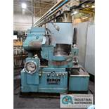 """16"""" HEALD MODEL 261 HORIZONTAL SPINDLE ROTARY SURFACE GRINDER; S/N 30235, 2-AXIS DRO, OS WALKER"""
