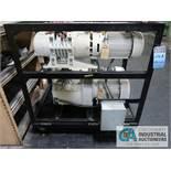 (LOT) 3 H.P. RUVAC MODEL WAU501 BLOWER AND 7.5 H.P. LEYBOLD-HERAEUS S16OC PUMP