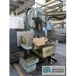 "BOSTOMATIC MODEL 300 CNC VERTICAL MACHINING CENTER; S/N MM533, 12"" X 42"" TABLE, HEAT EXCHANGER, TEMP"