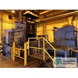 SURFACE COMBUSTION MODEL 36-48 SUPER PROLECTRIC ALLCASE NATURAL GAS FIRED QUENCH FURNACE